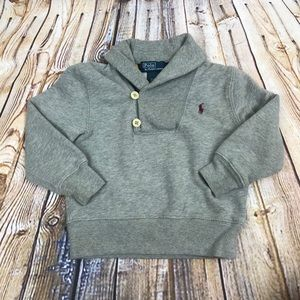 3/$12 Polo by Ralph Lauren 2T top